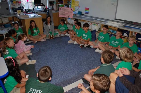 Third Grade Singing Bowl