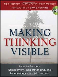making thinking visible cover