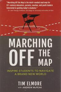 marching off the map cover