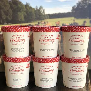 Southern Craft Creamery Handcrafted Ice Cream