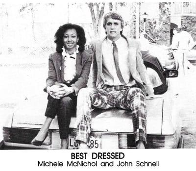 Michele McNichol Stocker 83 Best Dressed