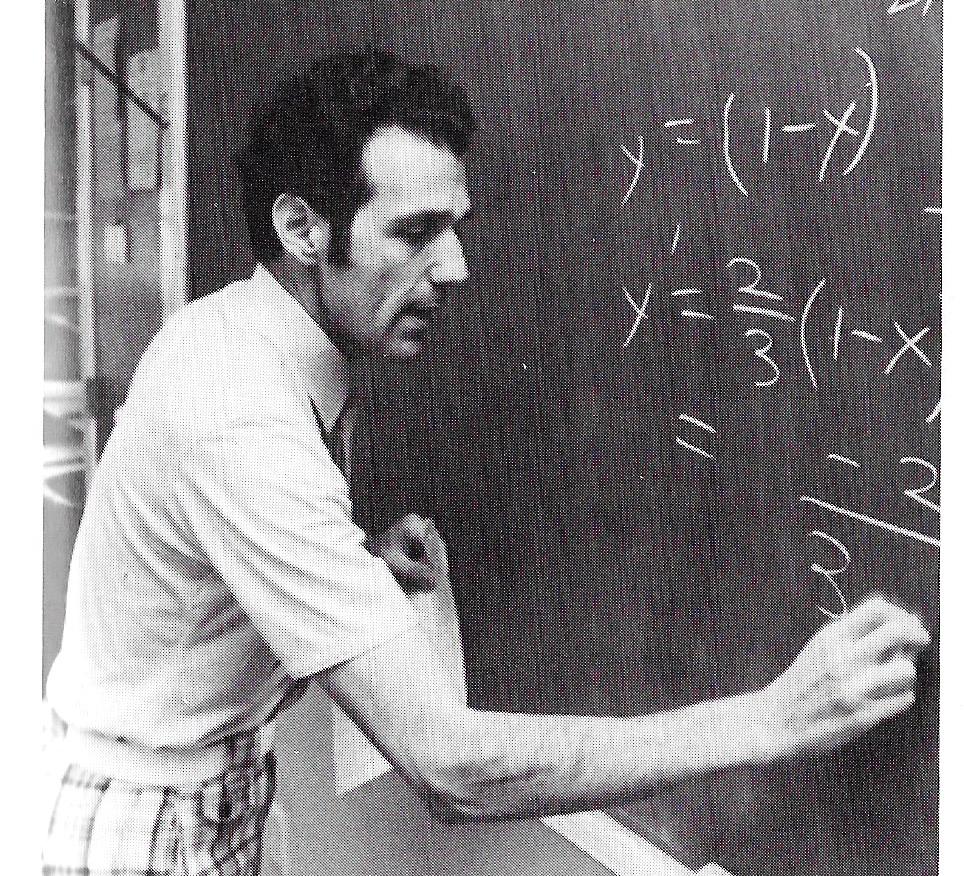 Richard Palmaccio in 87