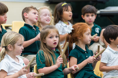 pre-kindergarten general music class