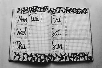 week planner