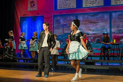 summer production of Grease