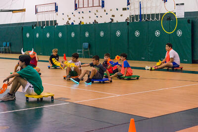 day camp at pine crest summer 2