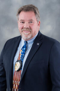 Joseph Markham Pine Crest School Executive Director of Security and Support Services