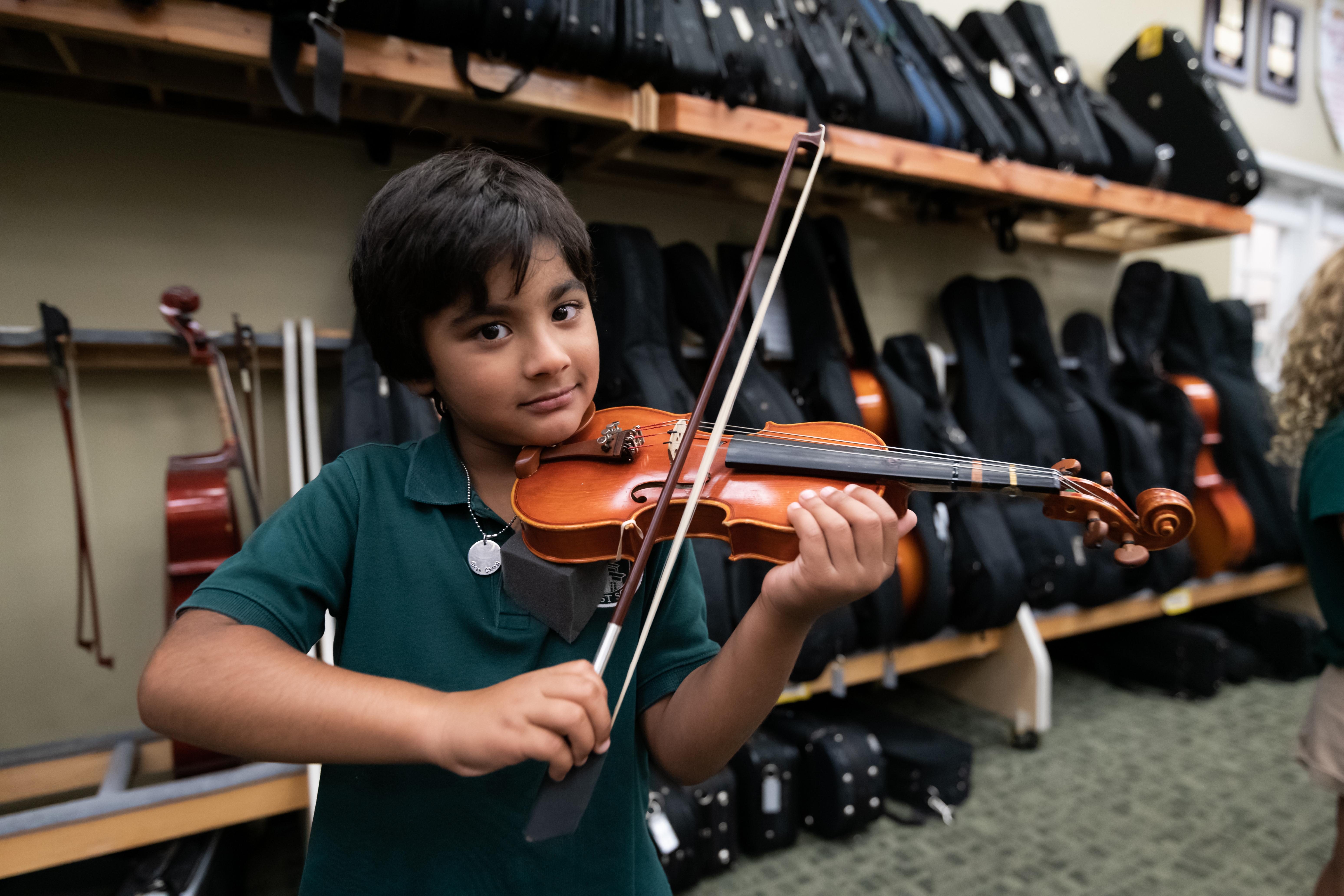 third grade strings