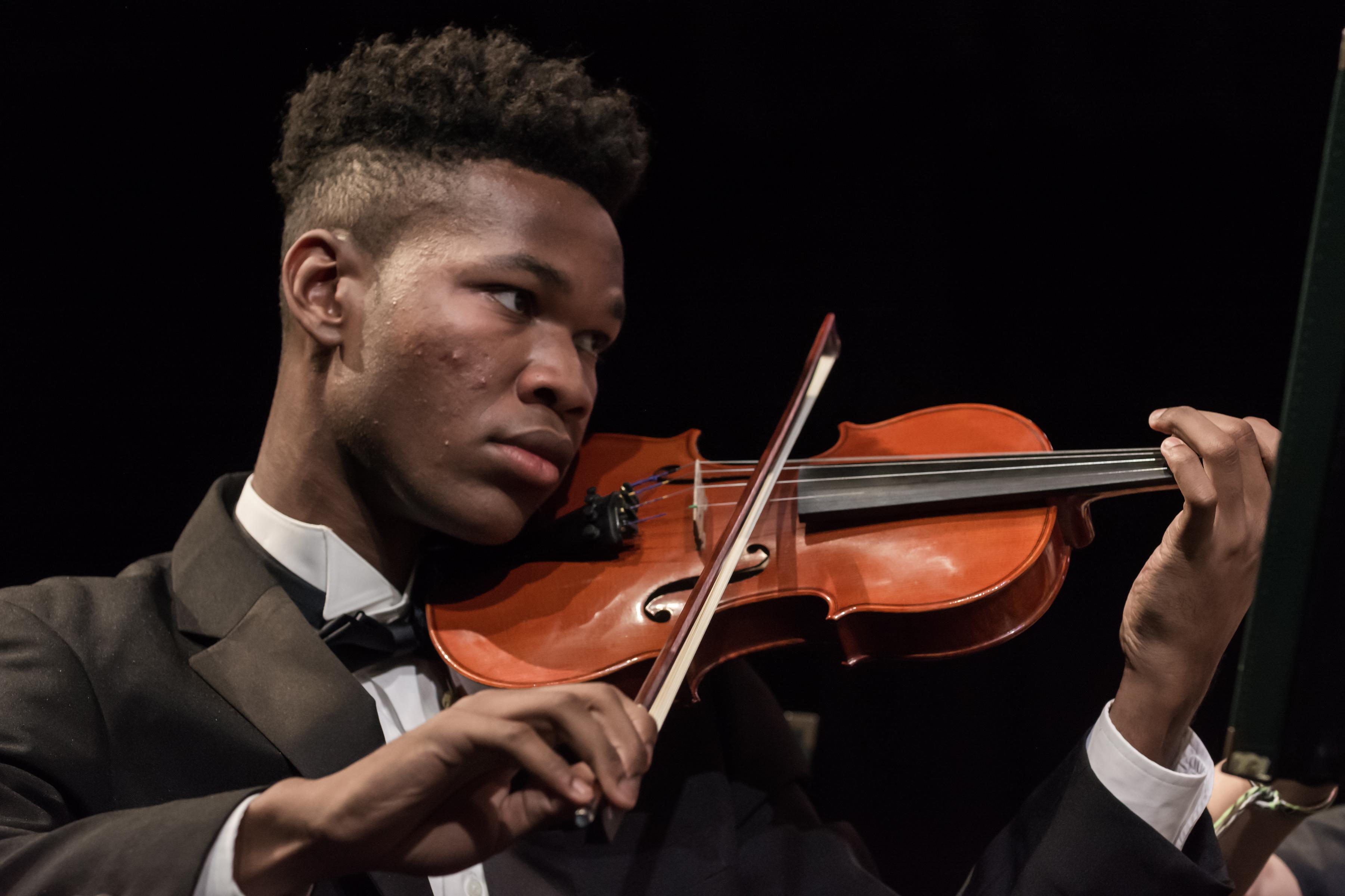 upper school violin orchestra string concerts