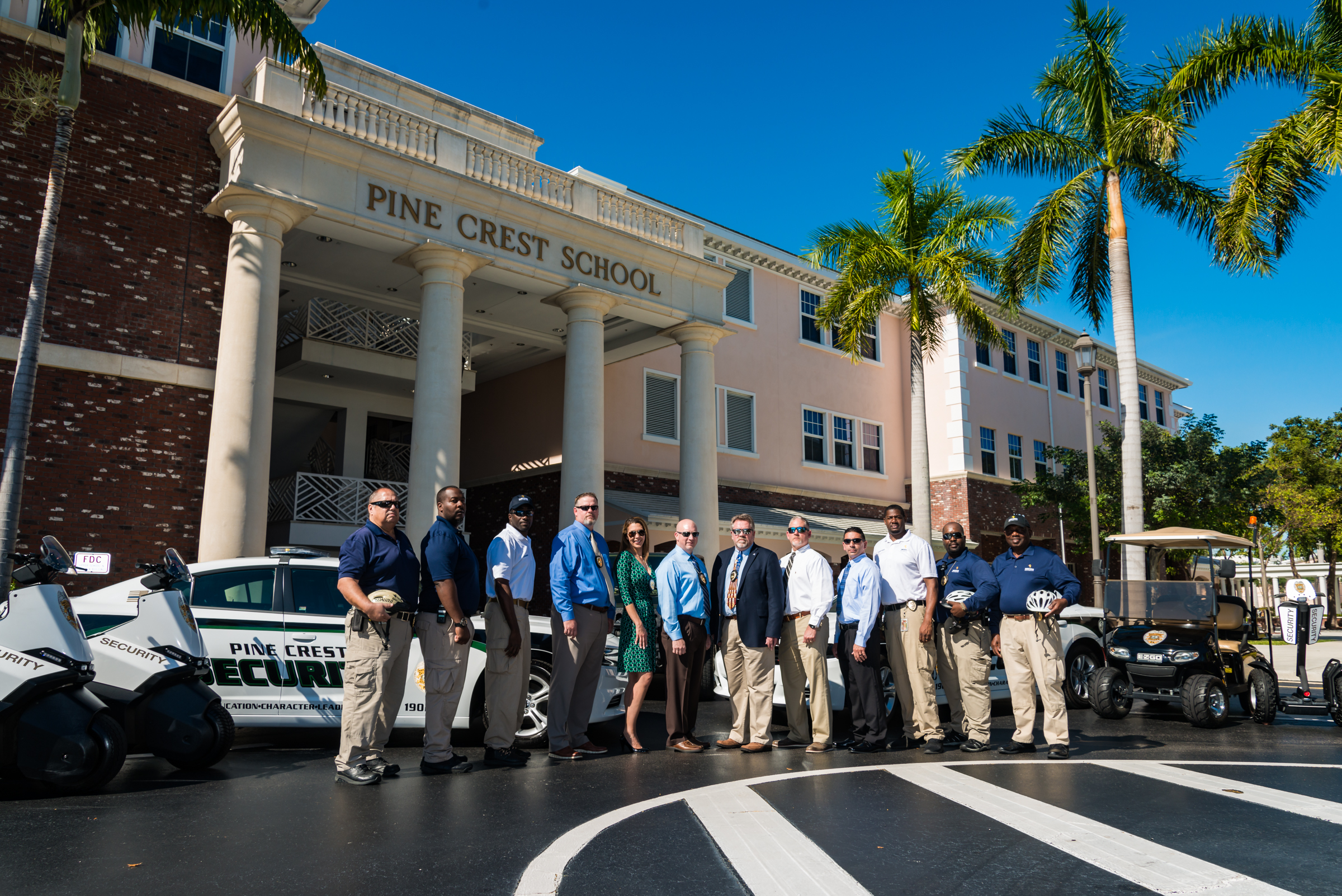 Pine Crest Security Team
