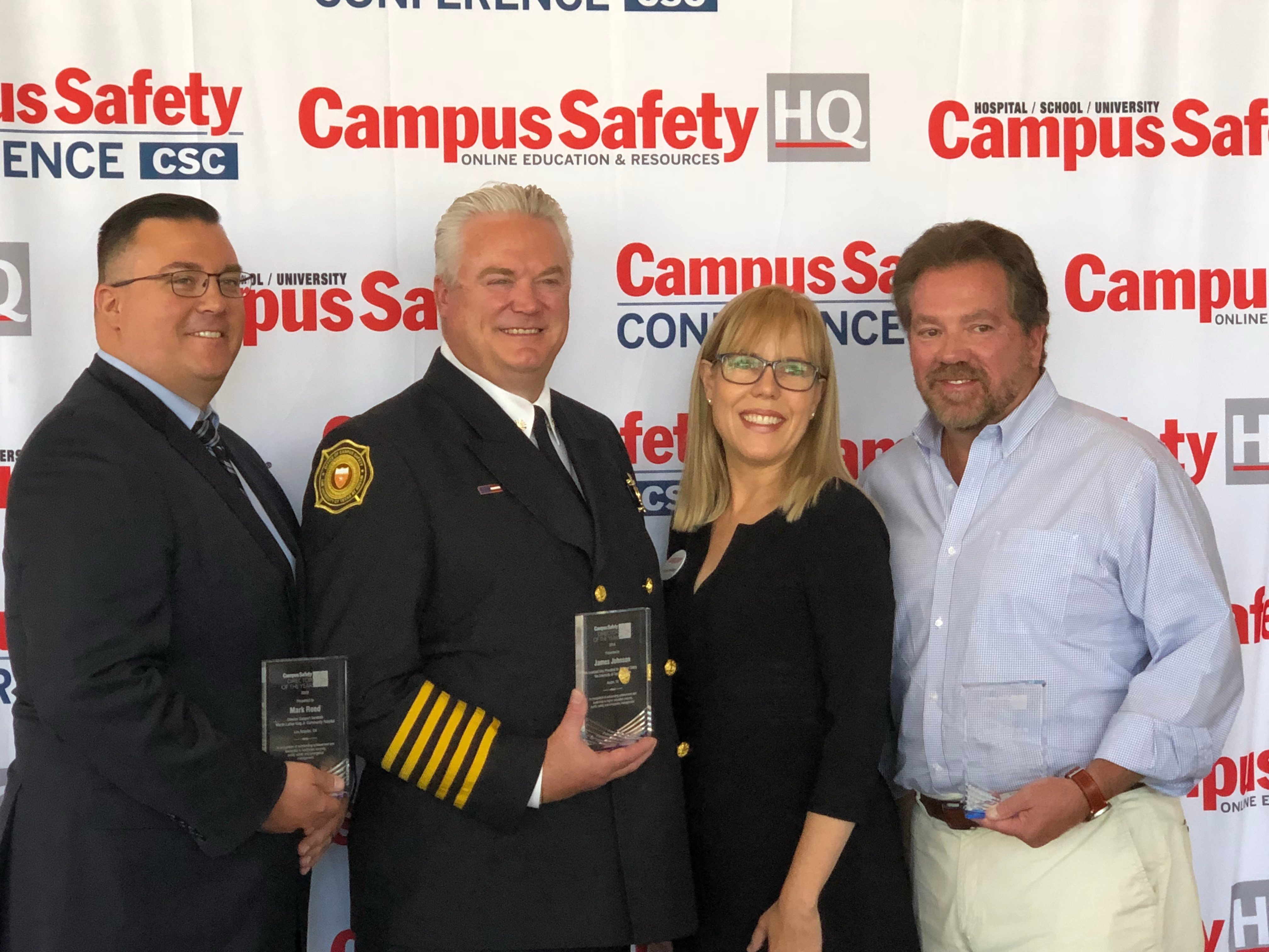Joe Markham Campus Security Director of the Year
